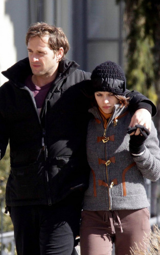 Rachel McAdams with Josh Lucas