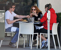 Rachelle Lefevre out in LA - March 28 - twilight-series photo