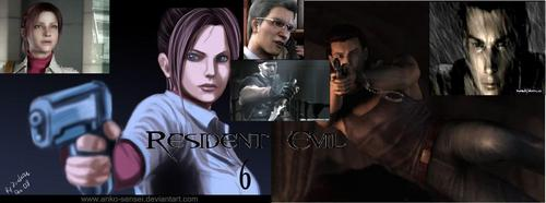 Resident Evil wallpaper called Resident Evil 6