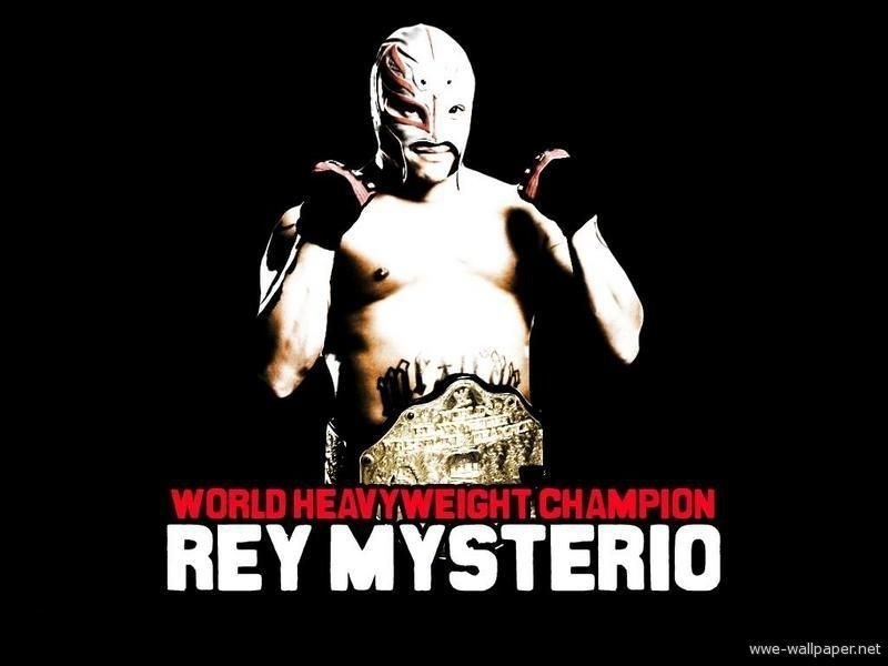 Rey Mysterio Jr. - wwe World Champion