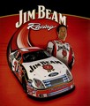 Robbie Gordon - Jim Beam Racing - nascar photo