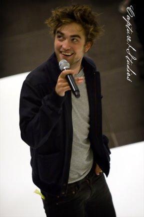 Robert Pattinson in Dalles