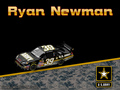 Ryan Newman 2009 - nascar wallpaper