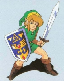 SNES: Link's Ready for Action