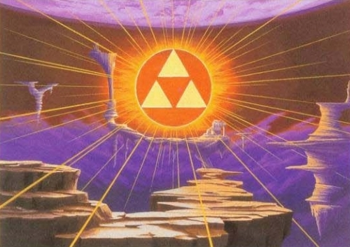 SNES: The Triforce