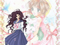 cardcaptor-sakura - Sakura and Nadeshiko wallpaper