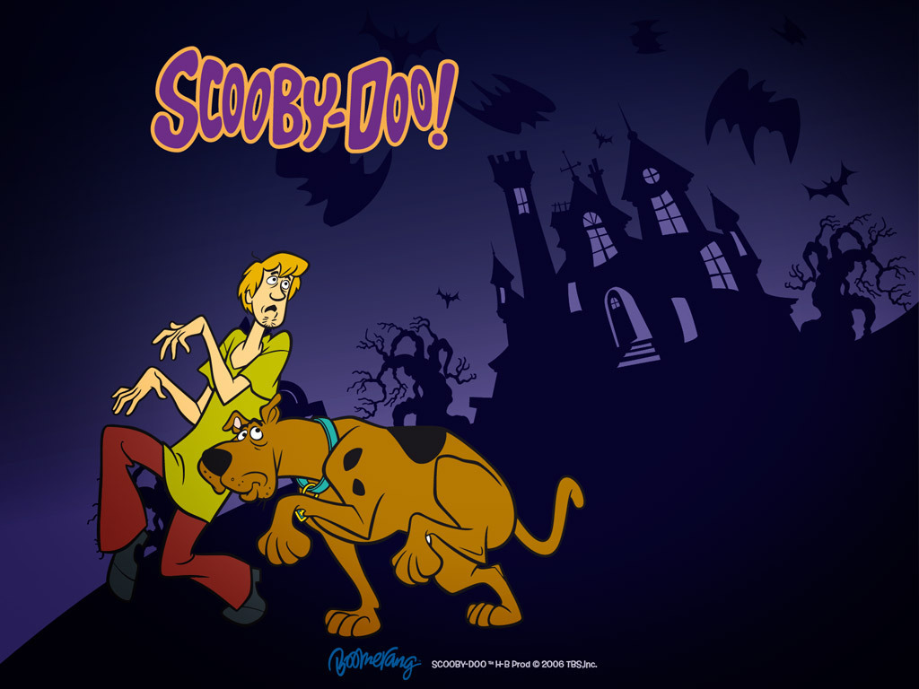 Scooby-Doo wallpaper