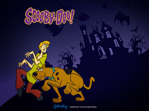 Scooby-Doo 壁紙 containing アニメ titled Scooby-Doo 壁紙