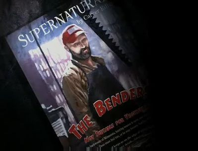 The monster at the end of this book supernatural cast