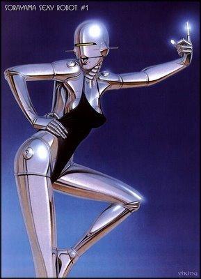 Sexy Female Robots