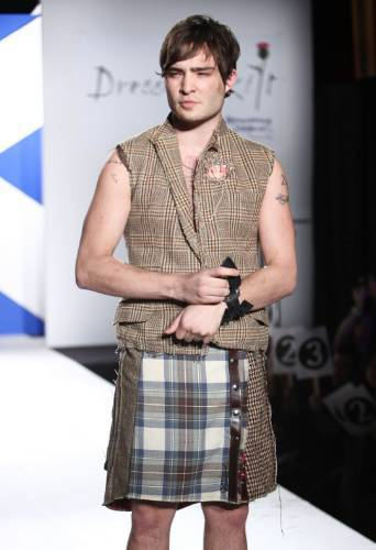Sir Sean Connery on Scotland, Dressed to Kilt, and Fashion