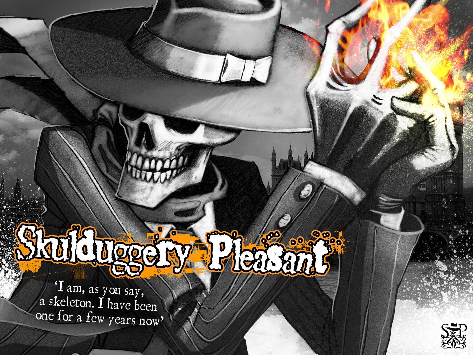 skullduggery pleasant images skullduggery pleasant gallery