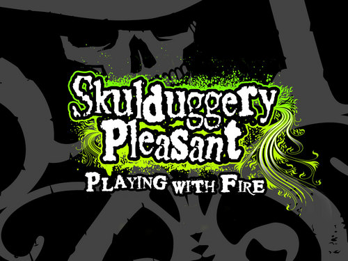 Skullduggery Pleasant Gallery