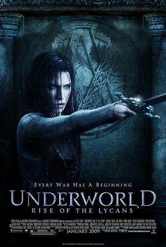 Underworld wallpaper possibly with anime titled Sonja
