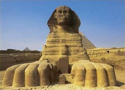 Ancient History wallpaper entitled Sphinx