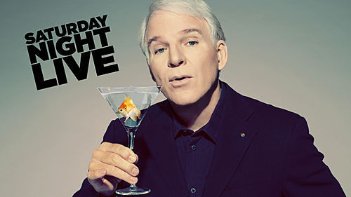 Steve Martin Hosts SNL: 01/31/2009
