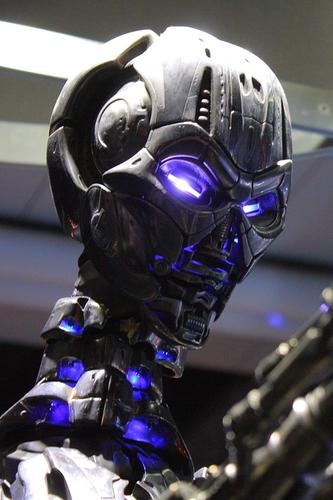 Terminator fond d'écran called T-X