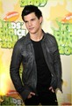 Taylor Lautner at Nick's KCA