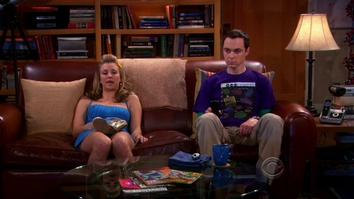 The Big Bang Theory wallpaper containing a living room, a family room, and a drawing room called The Dead Hooker Juxtaposition 2x19