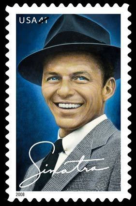 The Frank Sinatra Stamp