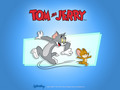 Tom & Jerry wolpeyper