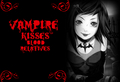 Vampire Kisses-Blood relatives background