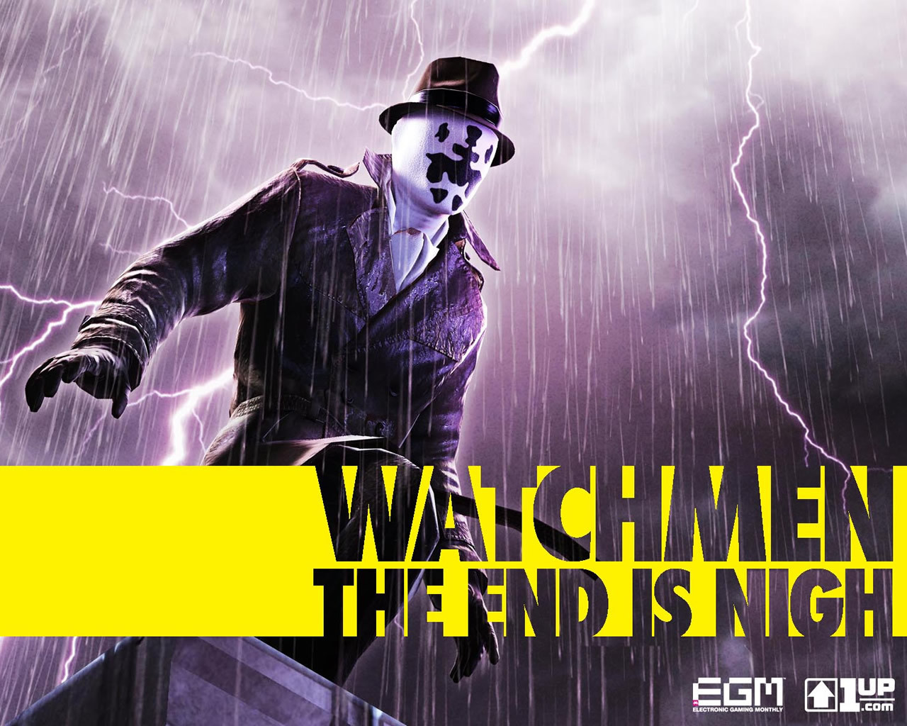 Watchmen video game - Watchmen Wallpaper (5287896) - Fanpop fanclubs
