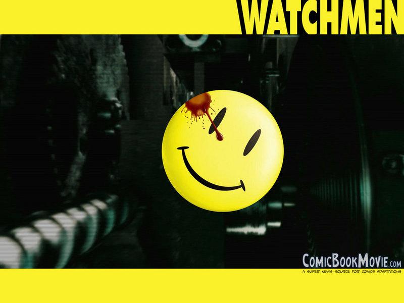 watchmen wallpaper. Watchmen - Watchmen Wallpaper