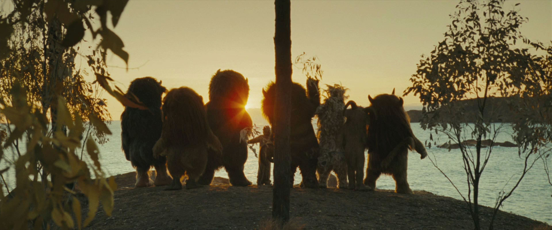 Where The Wild Things Are Movie Monsters