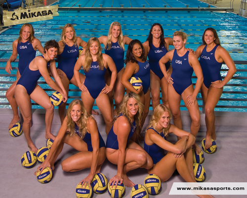 Woman's Water Polo