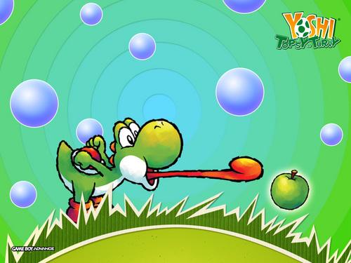 Yoshi- वॉलपेपर