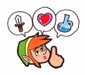 Zelda II: Link's Choices