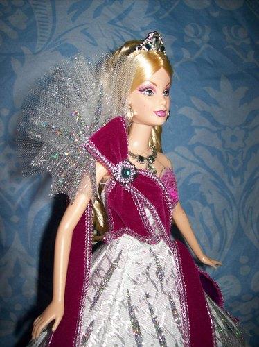 芭比娃娃 holiday 2005