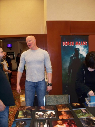 horror hound weekend indianapolis 3/09