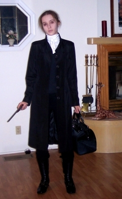 ichabod outfit