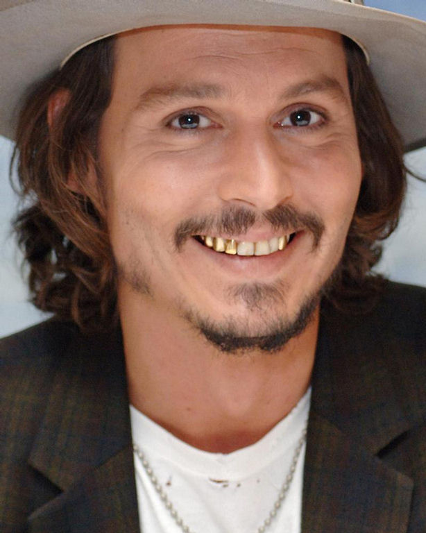 johnny depp-sexy - johnny-depp photo