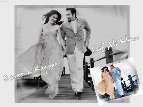 kareena kapoor fond d'écran called kareena & saif