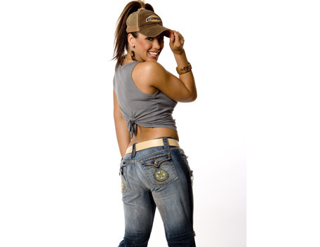 Whistlin Dixie: Mickie James