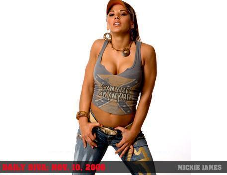 Daily Diva: Mickie James