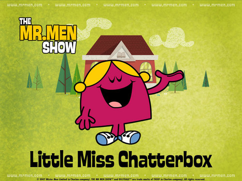 miss chatterbox