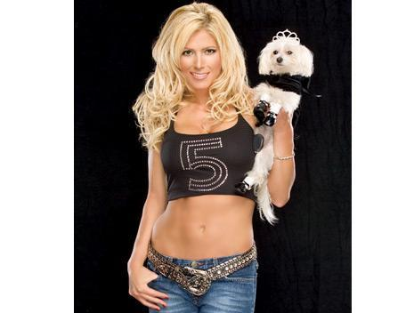 Torrie Wilson karatasi la kupamba ukuta possibly containing attractiveness and a bustier titled torrie wilson