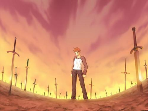 unlimited blade works shiro