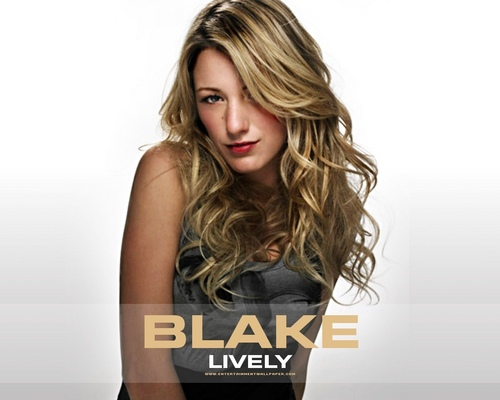 Blake Lively wallpaper containing a portrait titled ♥Blake♥