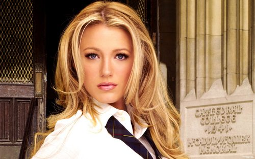 Blake Lively wallpaper containing a portrait entitled ♥Blake♥