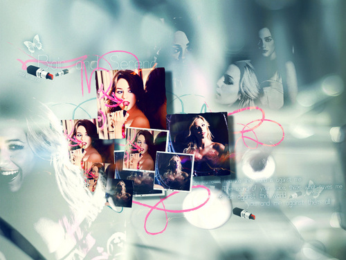♥S&B♥ - serena-and-blair Wallpaper
