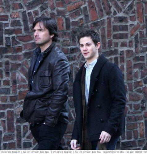 03-13-2009 on set