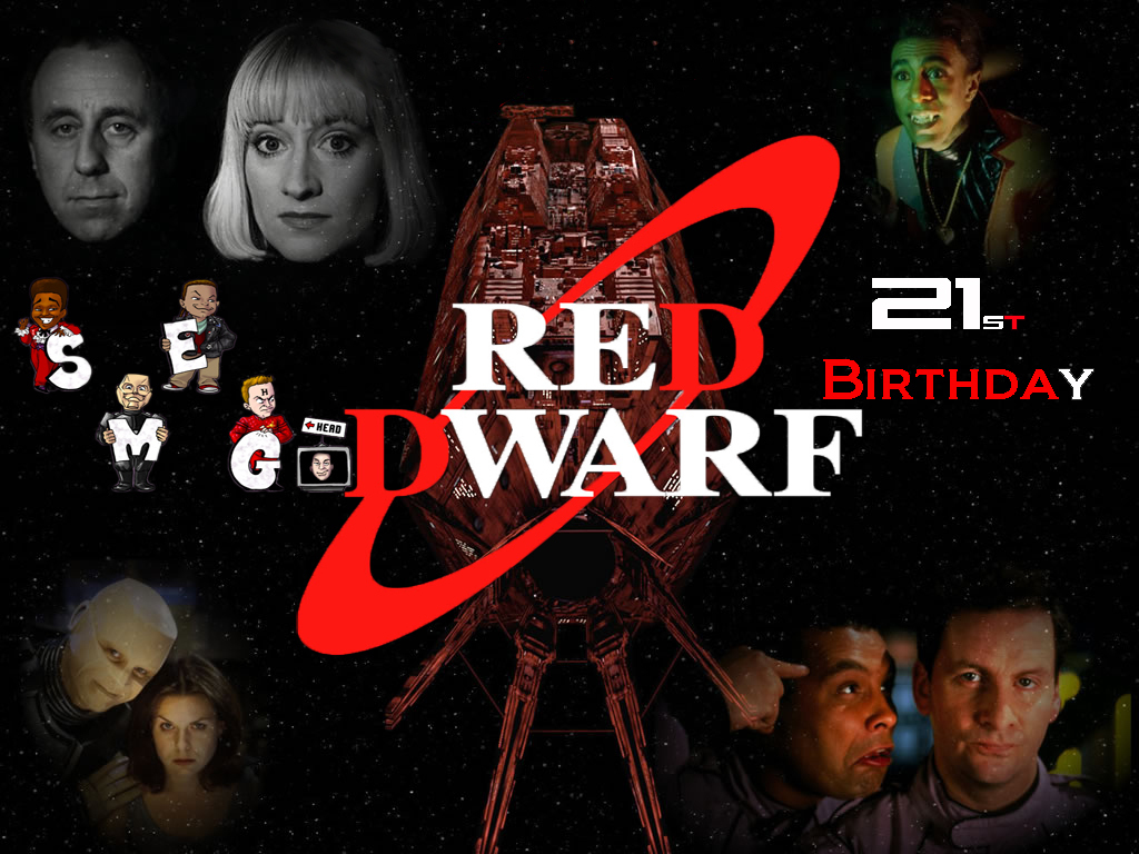 red dwarf screensavers - photo #41