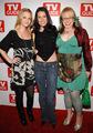 AJ Cook, Paget Brewster & Kirsten Vangsness