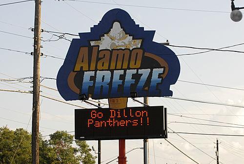Alamo Freeze