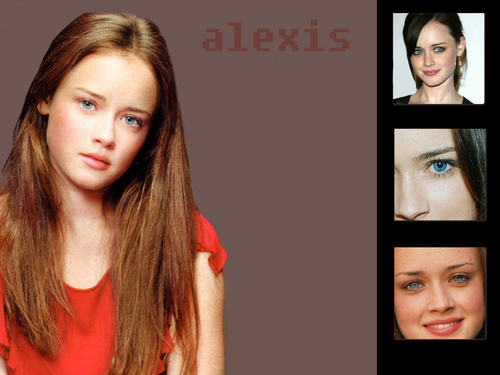Alexis - alexis-bledel Wallpaper